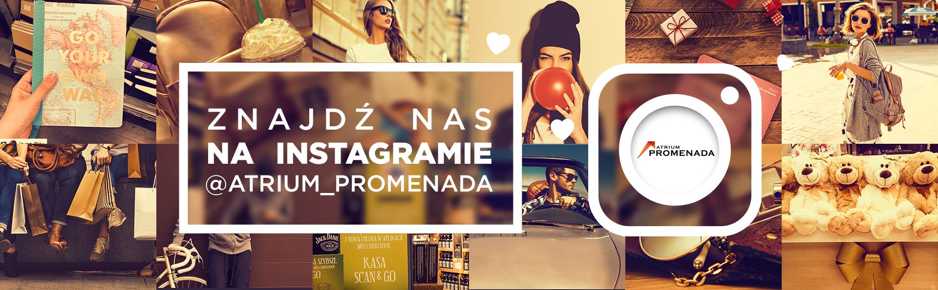Znajdź nas na Instagramie