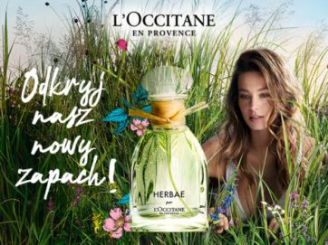 Odkryj nasz nowy zapach -Herbae par L'Occitane !