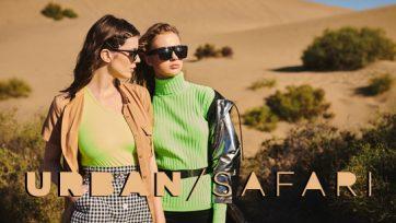 Miks letnich trendów w kolekcji SiNSAY Urban Safari