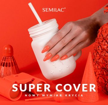 Nowa letnia kolekcja Semilac Super Cover!