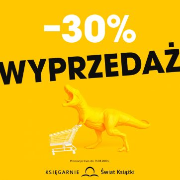 WYPRZEDAŻ -30%