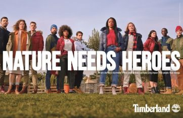 50 MILLION TREE FROM TIMBERLAND TO 2025