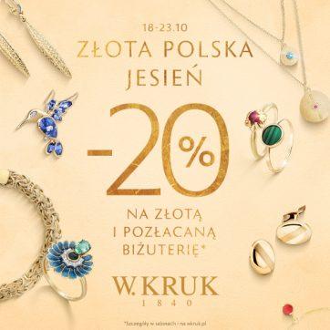 Złota Polska Jesień w W.KRUK