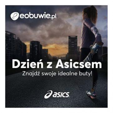Event Asics i eobuwie.pl