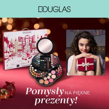 DOUGLAS  Pomysły na piękne prezenty!