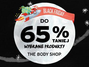 Black Friday. Wybrane produkty do 65% taniej!