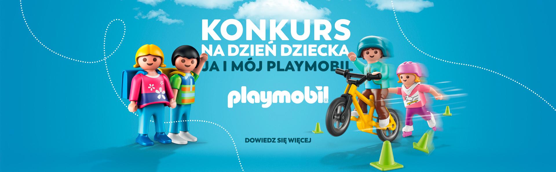 Ja i mój Playmobil