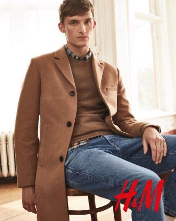 Przymierz się do płaszczy w H&M