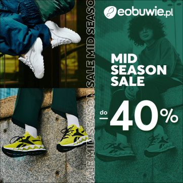 Mid Season Sale w eobuwie.pl
