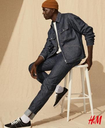 Dżinsowe nowości w sklepach H&M