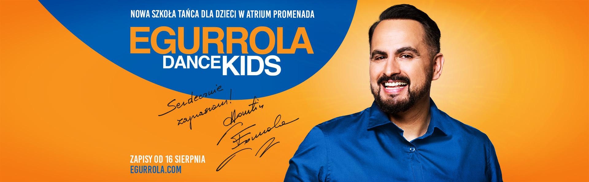 Egurrola Dance Kids w Atrium Promenada