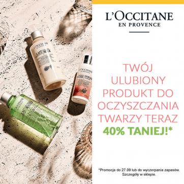 Twój ulubiony produkt do oczyszczania twarzy teraz 40% taniej!*