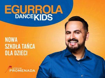Otwarcie Egurrola Dance Kids w Atrium Promenada – event