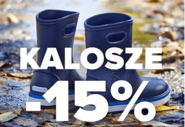 WSZYSTKIE KALOSZE -15%
